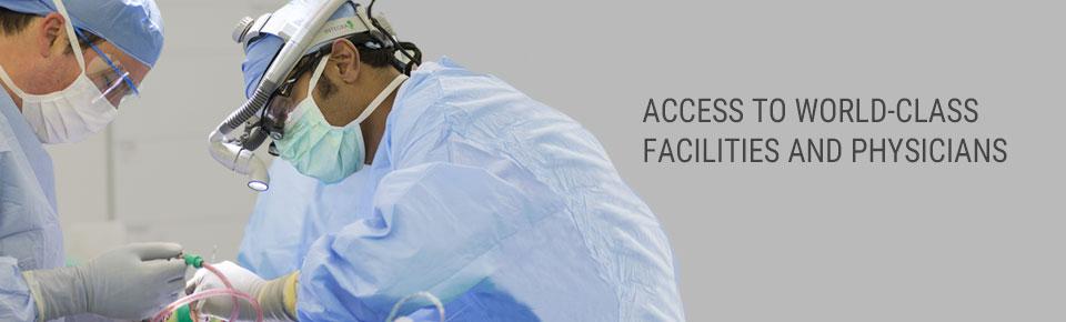 Meet our team of physicians, teachers and advisors